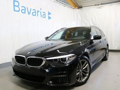 begagnad BMW 530 i xDrive Touring Connected M-Sport 252hk