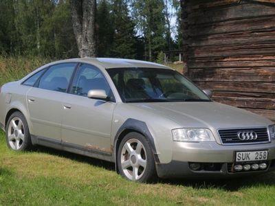 used Audi A6 2.7 Quattro -02