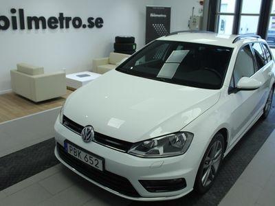 begagnad VW Golf Sportscombi TSI 150 GT AppConnect/V-Hjul