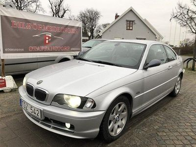 begagnad BMW 320 ci *170hk* xenon skinn v-hjul