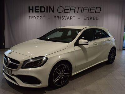 begagnad Mercedes A180 - BenzSmartphone integrering / / Diamantgrill