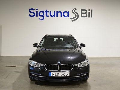 begagnad BMW 320 d xDrive Touring Steptronic Sport line Euro 6 190hk
