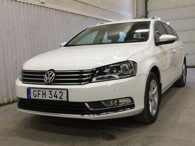 used VW Passat VARIANT 1.4 TSI EcoFuel (150hk)