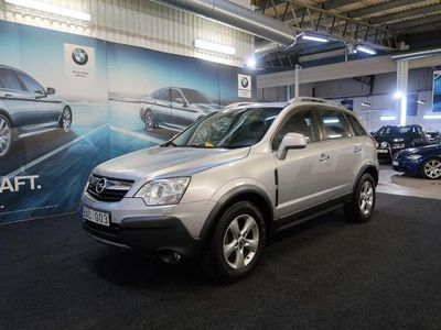 brugt Opel Antara 3.2 V6 4x4-Auto-227hk-Endast-7800 Mil