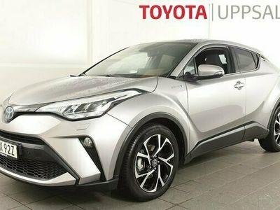 begagnad Toyota C-HR 1,8 Elhybrid X Edition 2020, SUV Pris 249 900 kr