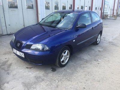 brugt Seat Ibiza 3-dörrar 1.4 75hk -03