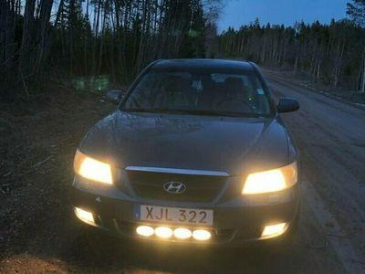 begagnad Hyundai Sonata 2.4 EXCLU
