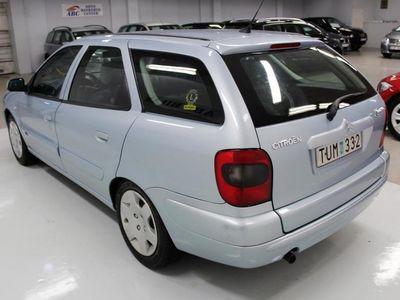 begagnad Citroën Xsara 16 SX KOMBI NY BES OBS 7000 m -03