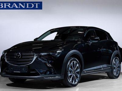 begagnad Mazda CX-3 2.0 Optimum 150hk AWD Aut Euro 6 1 -19