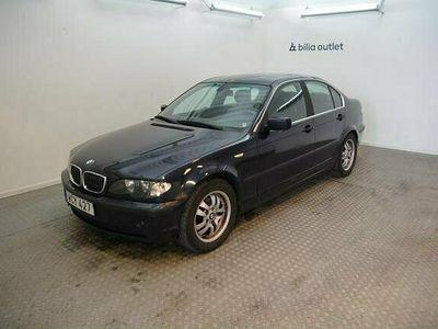 begagnad BMW 318 i Sedan Sedan, E46 (143hk) S+V