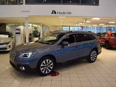 begagnad Subaru Outback 2,0D Summit Automat 4x4