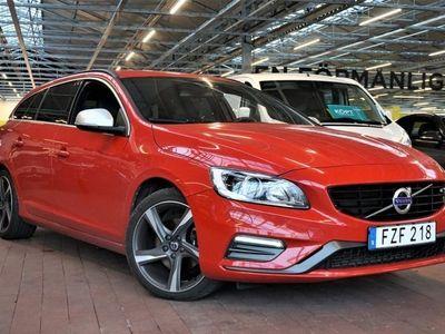begagnad Volvo V60 D3 R-Design Navi Euro 6 VOC