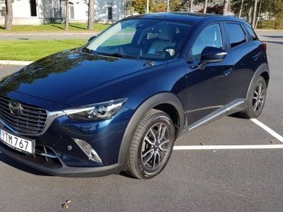 begagnad Mazda CX-3 Optimum -18