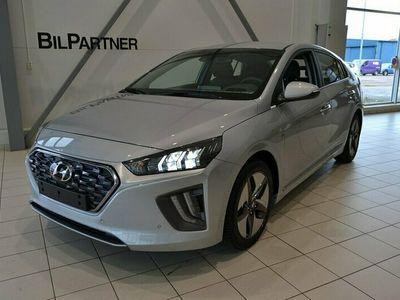 """begagnad Hyundai Ioniq 1.6 Hybrid PREMIUM 141hk """"SUPERREA"""""""