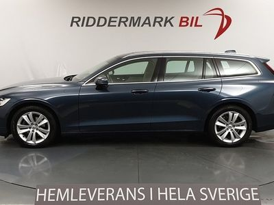 begagnad Volvo V60 D4 (190hk) Momentum, Advanced Edition