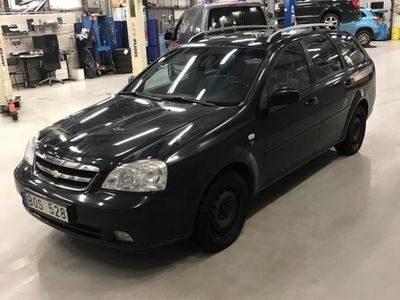 begagnad Chevrolet Nubira SW