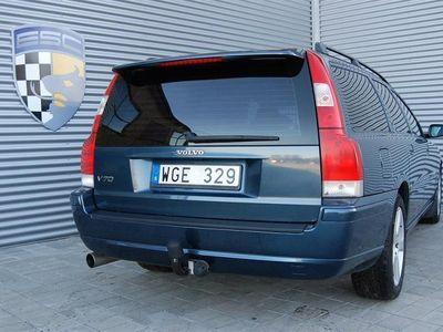 begagnad Volvo V70 T5 260HK Navi Drag