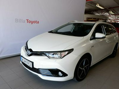 begagnad Toyota Auris Touring Sports Hybrid TOUCH & GO EDITION