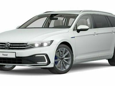 begagnad VW Passat Variant GTE 1,4 TSI Plug-In-Hybrid DSG