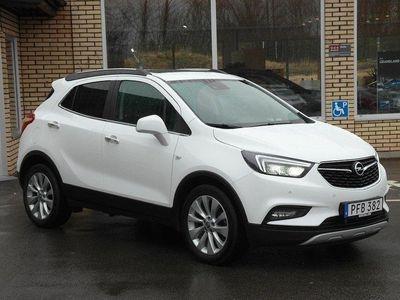 begagnad Opel Mokka X Dynamic 1.4T 4x4 AT6 (152hk) Ful