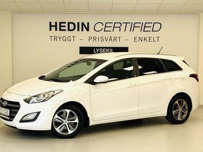 begagnad Hyundai i30 1.6 GDI Go Edition / V-Däck /