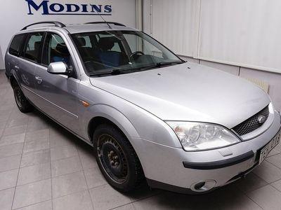 begagnad Ford Mondeo 2,0 145Hk Ghia Hgv