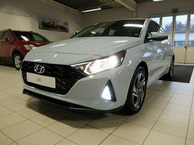 begagnad Hyundai i20 1.0T 120hk Mild Hybrid Essential