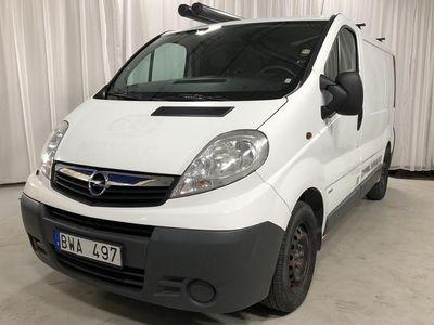 used Opel Vivaro SKÂP 2.5 DTI (146hk)