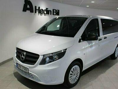 begagnad Mercedes Vito Benz 116 CDI Tourer Pro Ex.Lång 9-pass 2020, Minibuss Pris 374 375 kr