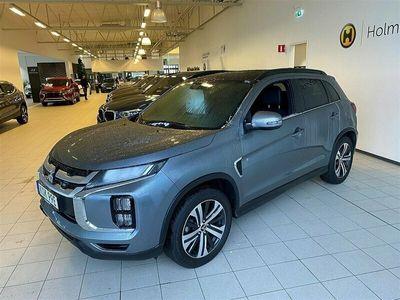 begagnad Mitsubishi ASX 2.0 AS&G CVT 4WD Business 2020, SUV 259 900 kr