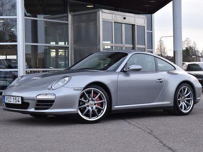 begagnad Porsche 911 Carrera 4S 997 / TAKLUCKA/PDK 385 Hk