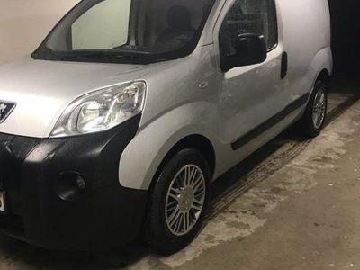 begagnad Peugeot Bipper 1,4