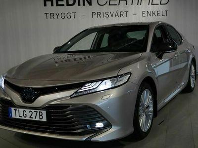 begagnad Toyota Camry Hybrid 2.5 CVT, 203hk, 2020