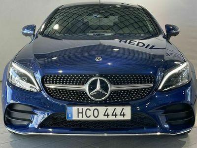begagnad Mercedes C300 - BenzCoupé / / AMG / / BURMESTER / / 258hk
