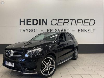 begagnad Mercedes GLE350 d 4MATIC AMG Styling / -18