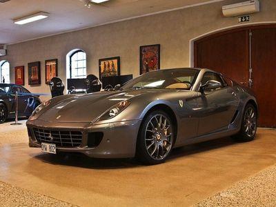begagnad Ferrari 599 GTB Sv-Såld Capristo Sportavgas