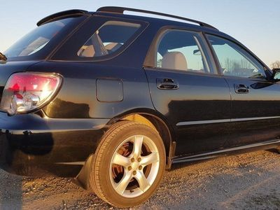 begagnad Subaru Impreza Kombi 2.0 Nybes 13 000 mil