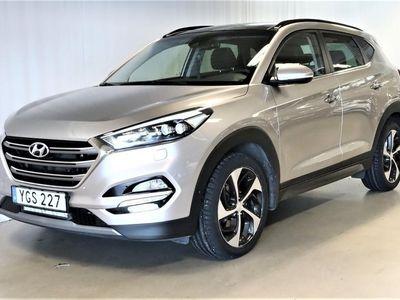 begagnad Hyundai Tucson 2 0 CRDi 4WD Automat Premium