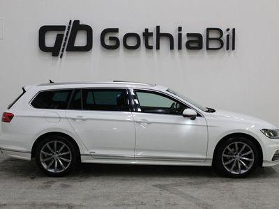 begagnad VW Passat 2.0 TDI DSG 190Hk R-Line Panorama Drag