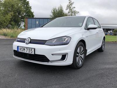 begagnad VW Golf e-VII 5dr (115hk)