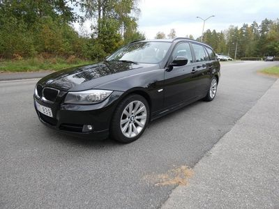 begagnad BMW 318 d Touring 143hk / Nybes / Ny servad -11