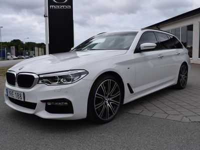 begagnad BMW 530 D xDrive Touring M-Sport 2018, Kombi 469 000 kr