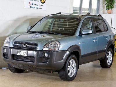begagnad Hyundai Tucson 2.7 A4 Sport