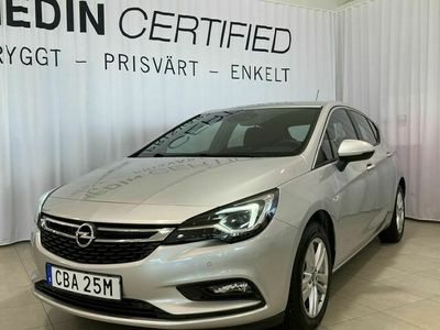 begagnad Opel Astra 4 Automat