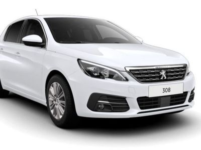 begagnad Peugeot 308 5D Allure Pack 130 hk Aut *Privatleasing*