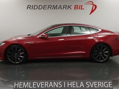 begagnad Tesla Model S P90D (770hk)