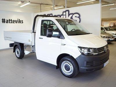 begagnad VW Transporter Pickup TDI 150hk Drag -18