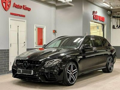 begagnad Mercedes S63 AMG AMG ET 4MATIC+ Exclusive Leather 612hk