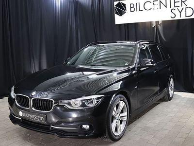 begagnad BMW 318 d Touring M-Sport / Hifi / Drag