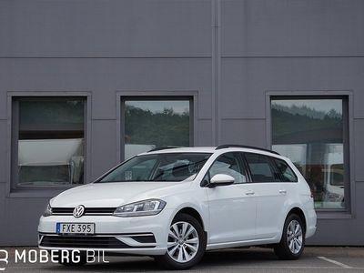 begagnad VW Golf Sportscombi 1.6 TDI 115hk Eu6